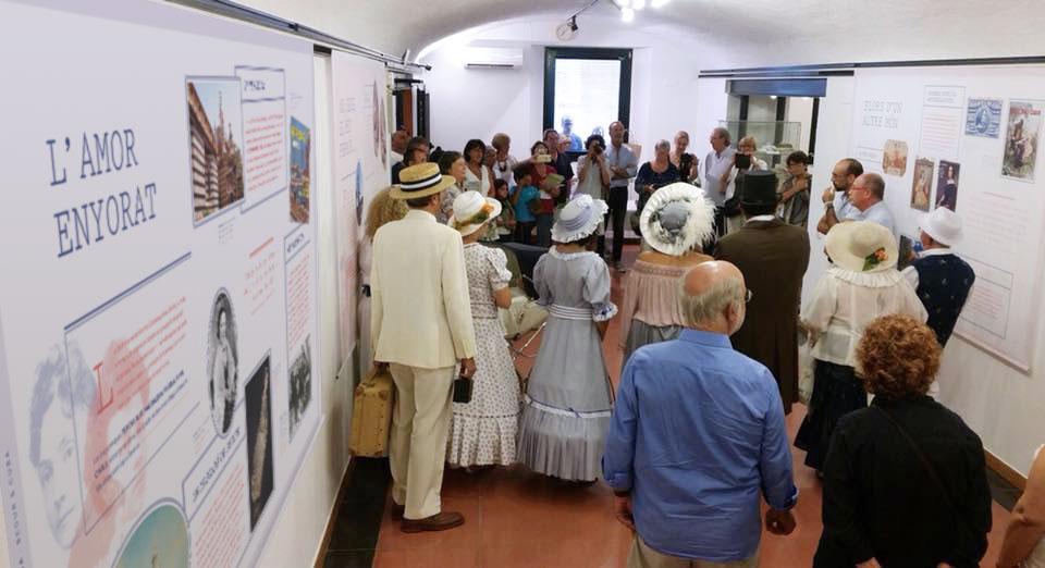 Fira Indians Begur inauguració