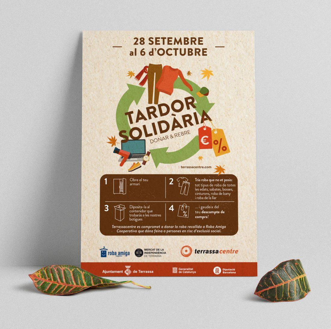 Tardor Solidaria Terrassa Centre